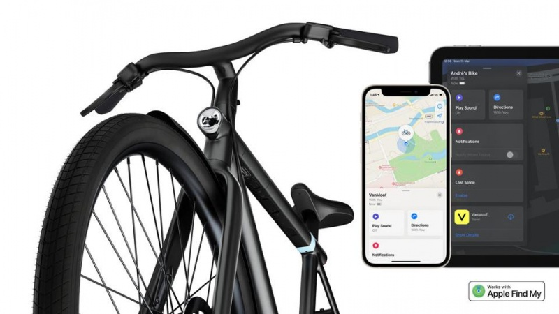 You Can Now Locate Your Bike With Apple's 'Find My' Feature