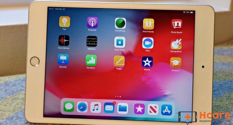 iPad Mini là thiết bị di động được nhiều người ưa chuộng