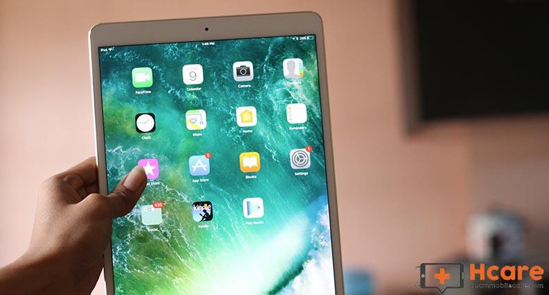Ép kính cho iPad ngay khi có vấn đề