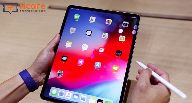 Nhận biết dễ dàng mặt kính iPad chính hãng và kém chất lượng