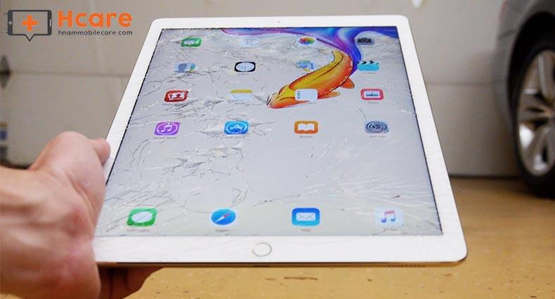 iPad Pro 9.7 như mới khi được ép kính tại Hcare