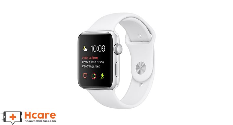 Hcare chuyên ép kính đồng hồ thông minh Apple với giá hợp lý