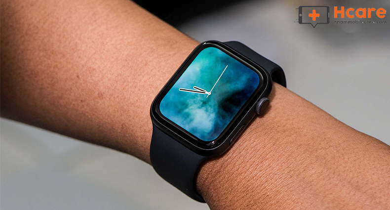 Thay mặt kính Apple Watch Series 4 chính hãng