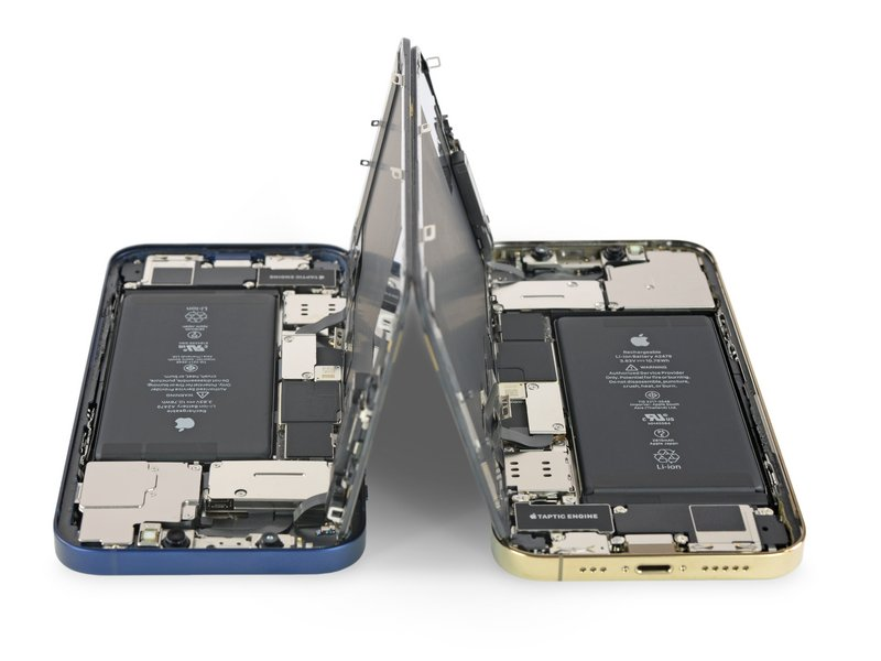 Mở màn hình iPhone 12 và iPhone 12 Pro
