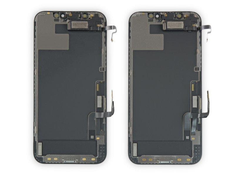 <span id='man-hinh'></span>Màn hình iPhone 12 và iPhone 12 Pro