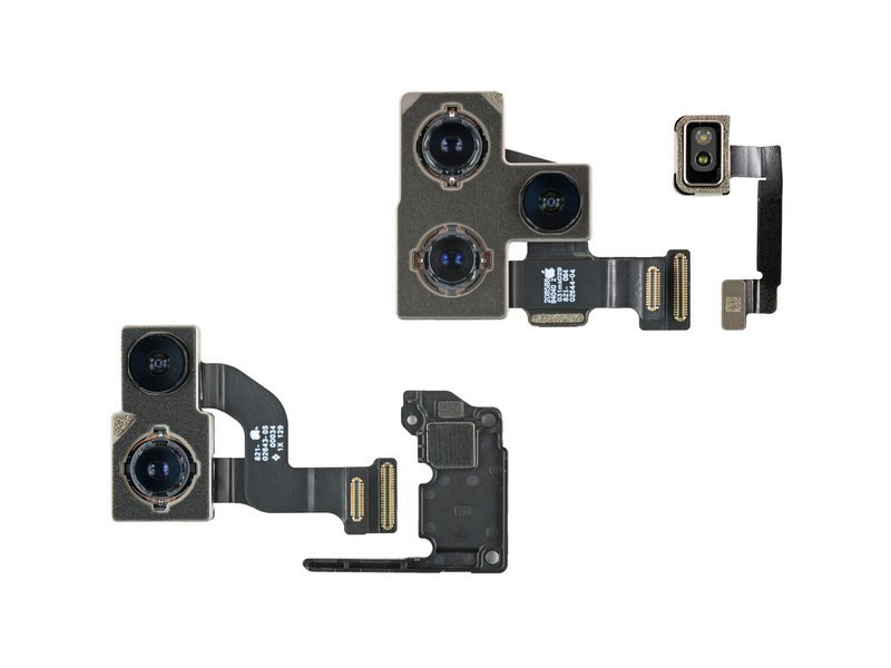 Camera sau iPhone 12 và iPhone 12 Pro