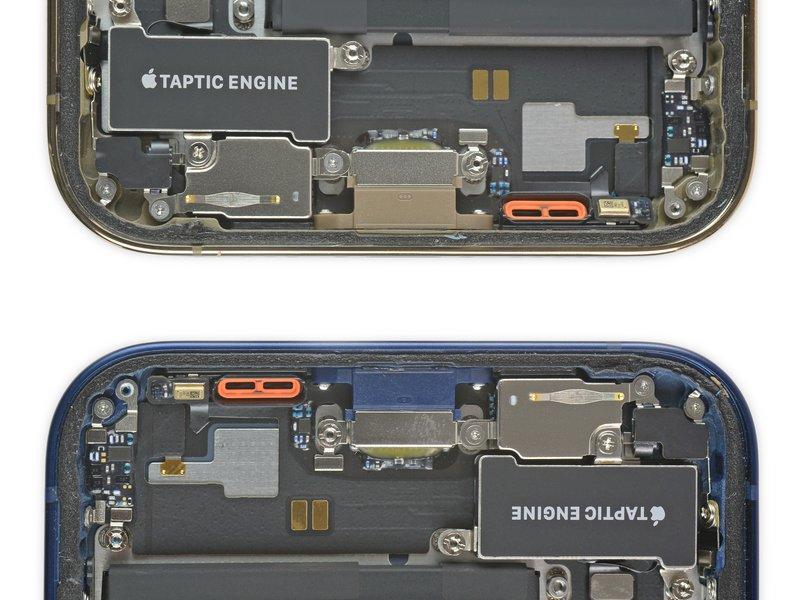 <span id='loa-ngoai'></span>Loa ngoài iPhone 12 và iPhone 12 Pro