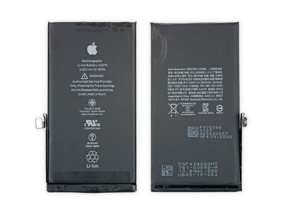 <span id='pin'></span>Pin iPhone 12 và iPhone 12 Pro