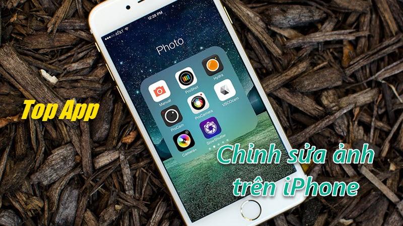 app chụp ảnh đẹp cho iPhone