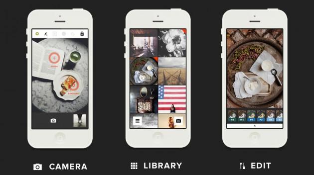 Phần mềm chụp ảnh đẹp cho iPhone XS Max