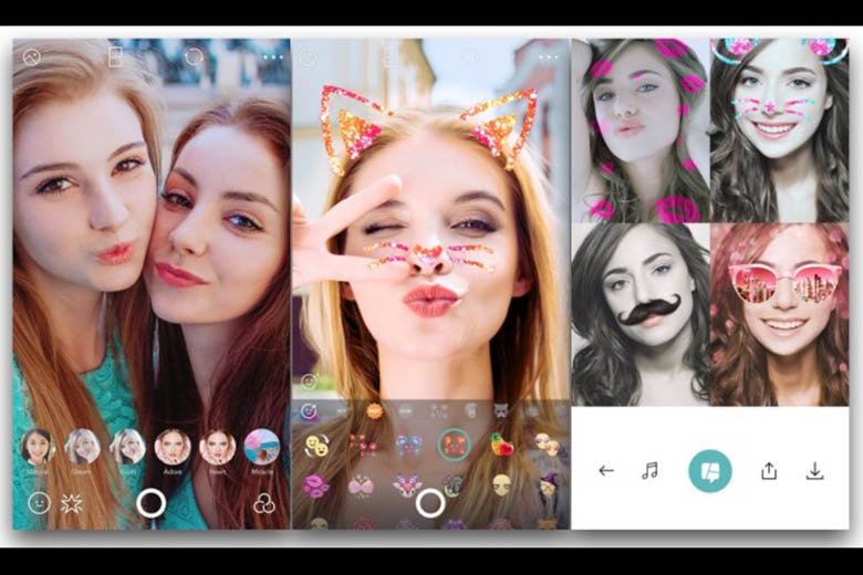 Tải phần mềm chụp ảnh đẹp cho iPhone