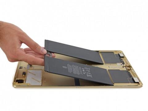 Sửa lỗi Hao Pin iPad Pro 12.9 (2015)